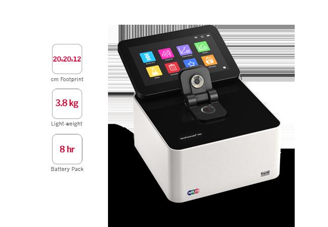 implen, nanophotometer, Mobile-Microvolume-spectroscopy