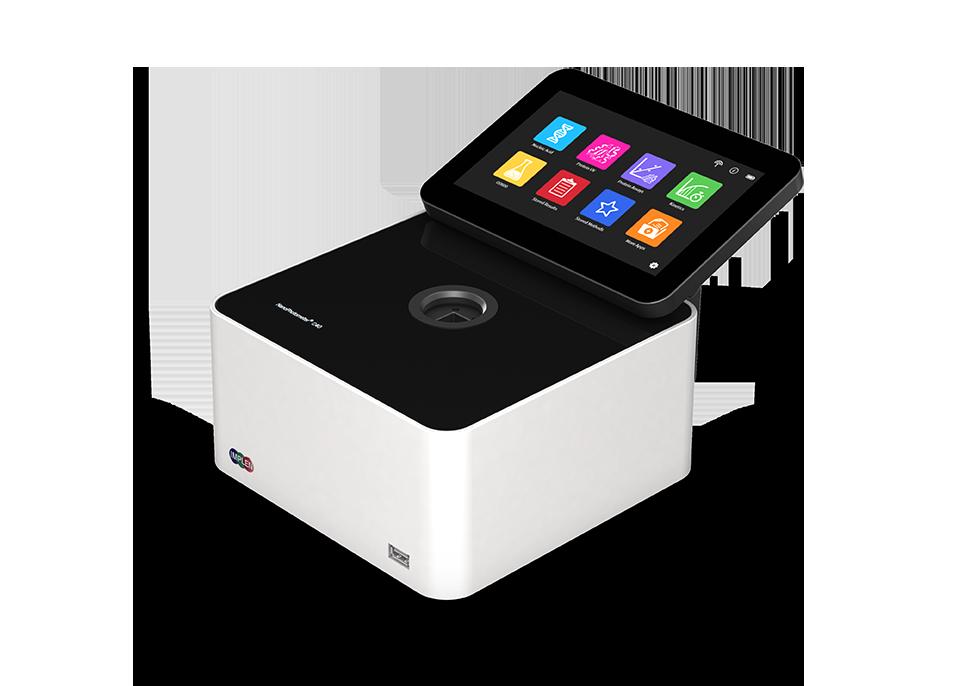 implen, nanophotometer, NanoPhotometer-C40-Spectroscopy-side.png